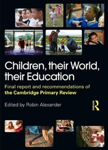 Children, their World, their Education report cover image