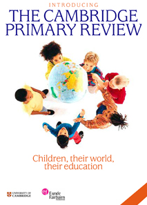 Introducing the Cambridge Primary Review booklet cover