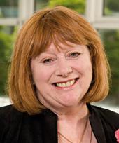 Penny Coltman, University of Cambridge Co-ordinator, East Anglia
